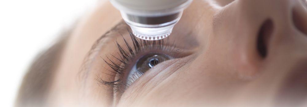chirurgie de la cataracte (par microchirurgie sans suture)